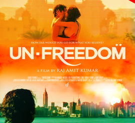 Unfreedom Movie trailer and poster preier