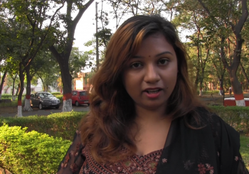 Student at Mumbai University explains what's Unfreedom for her