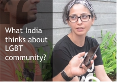 What India thinks about LGBT