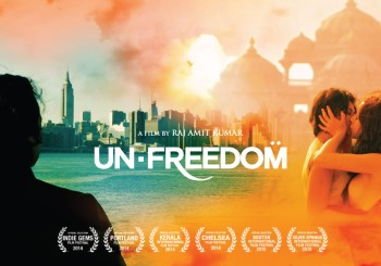 Here's the first dialogue promo from Unfreedom Movie and it's intense!